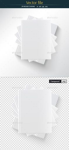 Blank Book Template with Bookmark Bookmarks, Font logo and Books - blank bookmark template