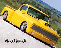 Stepside C10 Chevy