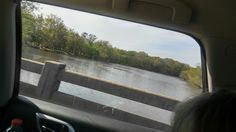 Bridge over Flint River. Remember when Tara fell off that bridge? This is it.