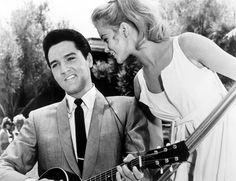 Ann-Margret Elvis Presley Viva Las Vegas....♡♥♡♥♡♥Love it