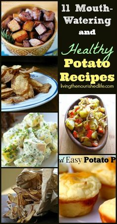 11 Mouth-Watering and Healthy Potato Recipes - The Nourished Life
