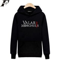>> Click to Buy << LUCKYFRIDAYF Fashion Design Game Of Thrones Hoody For Young People  Winter Hoodies Men High Quality Sweatshirt Men Sweatshirt #Affiliate