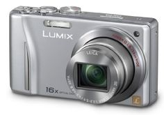 Panasonic Lumix DMC-ZS8 14.1 MP Digital Camera with 16x Wide Angle Optical Image Stabilized Zoom and 3.0-Inch LCD (Silver) by Panasonic. $234.22. From the Manufacturer                   ZS8    24mm Ultra Wide-angle 16x Optical Zoom LEICA DC Lens The compact, versatile lens system is the hallmark of LUMIX ZS(TZ) series and now this lens system is totally redeveloped for the DMC-ZS8 in both optical and mechanical design. The new high-quality LEICA DC VARIO-ELMAR...