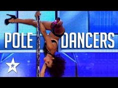 Jaw Dropping Pole Dancers On Got Talent | Got Talent Global