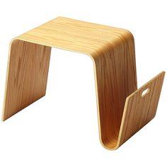 Butler Loft Anders Mid-Century Modern Magazine Table