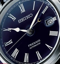 1b19778904c Seiko Presage blaue Emaille SPB069 Limited Edition Uhr  blaue  edition   emaille  limited