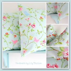 PDF Sewing Pattern Simple Envelope Cushion Cover by LillyBlossom on Etsy