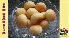 Pão de queijo mineiro - Cozinha prática - Receitas fáceis e simples -
