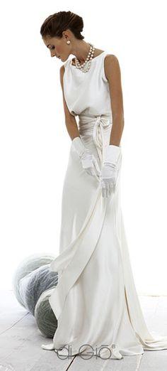 Elegantisima novia. #noviasciudadreal