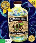 Snake Oil | Board Game | BoardGameGeek