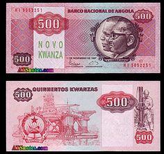 500 kwa - Angola