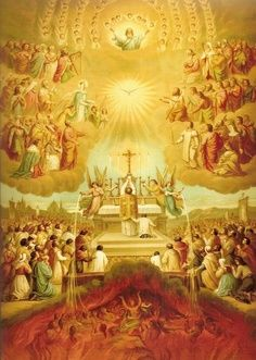 Holy Mass | The Mystical Body of Christ and all the beauty that goes with it. Have a Happy Sunday!