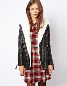 1000  images about Shop Winter Coats on Pinterest | Parkas ASOS