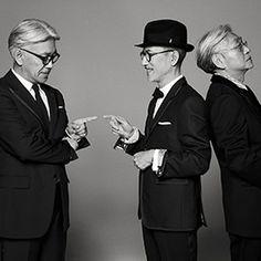 GQ JAPANは本質にこだわる男性のためのメンズ・ファッション&クオリティ・ライフスタイルマガジンです。