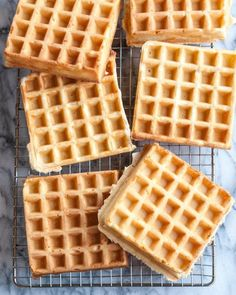 Waffles for Mother's Day Brunch?