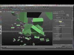▶ Maya 2011 Assign Random Rotation to Particles Tutorial by Stuart Christensen - YouTube