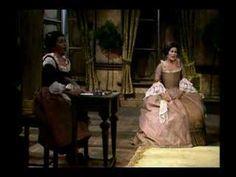 OPERA: Le nozze di Figaro  SINGER: Kiri Te Kanawa & Cotrubras  ARIA:  Sull'aria  COMPOSER: Mozart