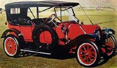 1913 Stutz Four Door Touring. Stutz Motor Car Company. Indianapolis 1911-1935
