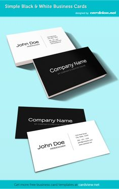 Cardview.net – Business Card & Visit Card Design Inspiration Gallery » Cardview Busines Card Template Pack 4