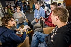 Mentoring at the Startup Weekend Saint-Brieuc (Brittany,France) Day 2