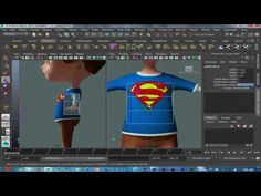 Maya 2017 Tutorial - How To Modeling Character ( Boy) in Maya 2015-Part-01