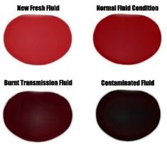 Transmission fluid is a slippery liquid that acts as a lubricant for all the moving parts inside of your transmission. In an automatic transmission, this fluid also works as a coolant and an adherent fluid that transmits power from the engine to the transmission.