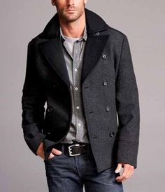 Mens Fall Fashion: Six Essential Items That Every Man Needs In His Closet