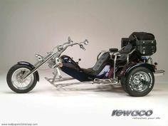 Trike Monster Motorcycle, 3 Wheel Motorcycle, Motorcycle Rides, Vw Trike, Adult Tricycle, Custom Trikes, New Bicycle, Chopper Bike, Sidecar