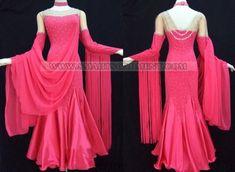 brand new ballroom dance apparels,plus size ballroom dancing garment:BD-SG1587
