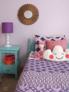 fun and colorful kids room