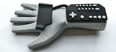 This Is the Power Glove Oven Mitt You Want To Buy - feel the powah!