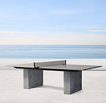 James de Wulf Outdoor Table Tennis