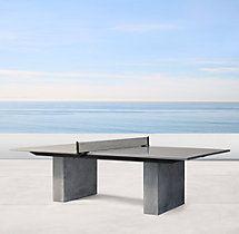 James de Wulf Outdoor Table Tennis