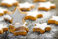 Biscuits – Page 6 Christmas Is Coming, Xmas, Fondant Au Caramel, Biscotti Cookies, Pasta, Cinnamon, Bakery, Dessert Recipes, Pudding