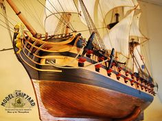 De Delft Model Ship
