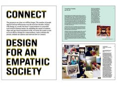 Connect - Design for an empathic society - Waag Society