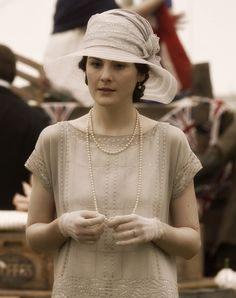 Mary ~ Everything is Downton and Nothing Hurts! Downton Abbey