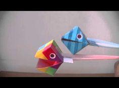 パックンちゃん(『まわる!とぶ すべる!おもちゃ』) - YouTube