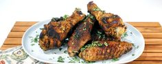 Mind Blowing Turkey Wings Recipe by Mario Batali - The Chew