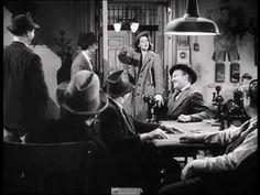 """His Girl Friday""  Director: Howard Hawks  Year Released: 1940  Cast: #CaryGrant, #RosalindRussell, Ralph Bellamy"