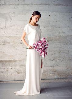Patricia Dress  |  Lena Medoyeff Studio | Bridal | Portland, Oregon