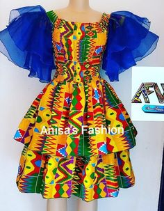 African Dresses For Kids, African Wear Dresses, Latest African Fashion Dresses, African Print Fashion, African Attire, Estilo Abaya, African Print Dress Designs, African Traditional Dresses, Clothes