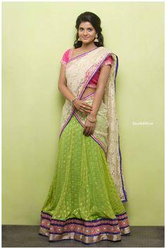 Tamil Model Actress Aishwarya Rajesh Latest Photoshoot Stills (2)