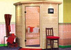 Sauna selber bauen - komplett für unter 1000 Euro