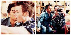 Adam Lambert Gets Personal on Glee - http://adam-lambert.org/adam-lambert-gets-personal-on-glee/