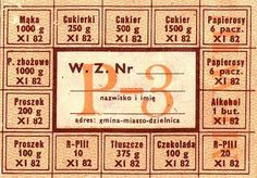 sugar / fats / alcohol / sweets / ration coupons during martial law in Poland, http://tugasnapolonia.blogspot.com/2008_12_01_archive.html