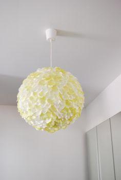 Beautiful REGOLIT lamp SMYCKA petals oxes