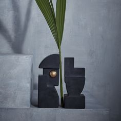 Cubisme One Bookend