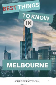 Melbourne is exciting with so much to do! Don't get overwhelmed with planning, check out this great Melbourne Australia itinerary options for every length of stay. You'll find a detailed travel guide on things to do, including where to find street art in Melbourne, Australia! #Australia #Sydney #Melbourne #Queensland #travel #travelitinerary Melbourne Travel, Melbourne Street, Visit Melbourne, Melbourne Australia, Best Places To Travel, Great Places, Byron Beach, Green Dome, Australian Photography