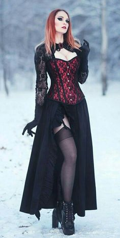 04461b799608fc2 For all those individuals who enjoy sporting gothic style fashion clothing
